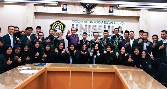 Fakultas Ilmu Syariah Unissula Semarang Ikuti Forum Internasional di Tiga Negara