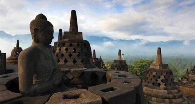 Borobudur Interhash Reunion Diikuti 15 Negara