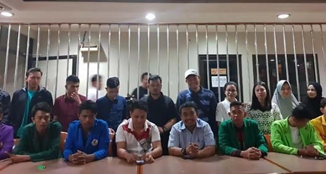 DPP Garda NKRI Gelar Rapat Akbar, Ajak Mahasiswa untuk Sukseskan Pileg dan Pilpres 2019