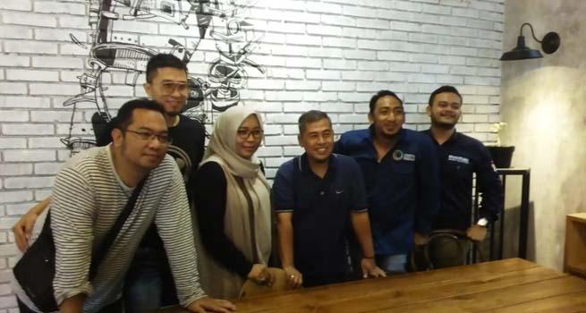 Komunitas Konco EO Adakan Talkshow The Expert's Pertama di Semarang