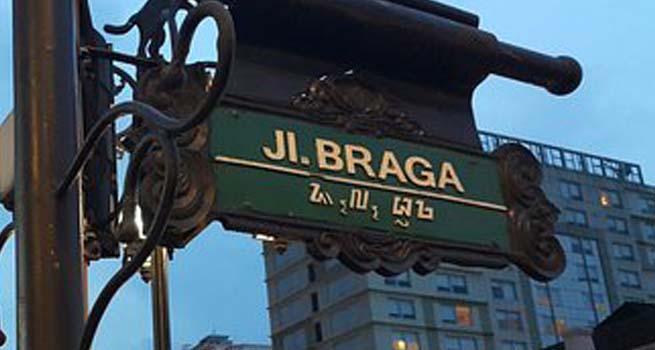 Upaya Menarik Wisatawan Lebih Banyak, Bandung Bakal Jadikan Braga Sebagai Kampung Wisata