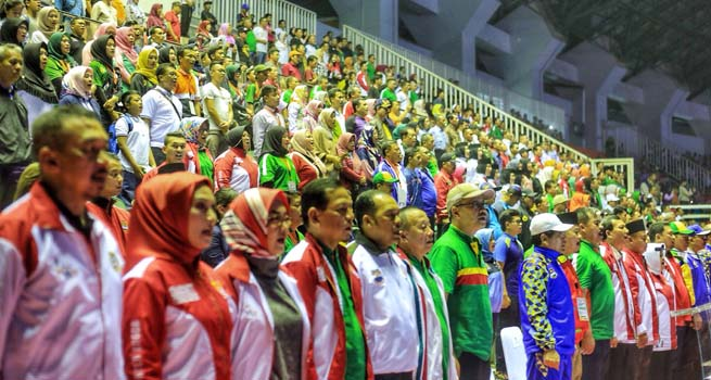 Kota Bogor Boyong 163 Medali, Masuk Empat Besar