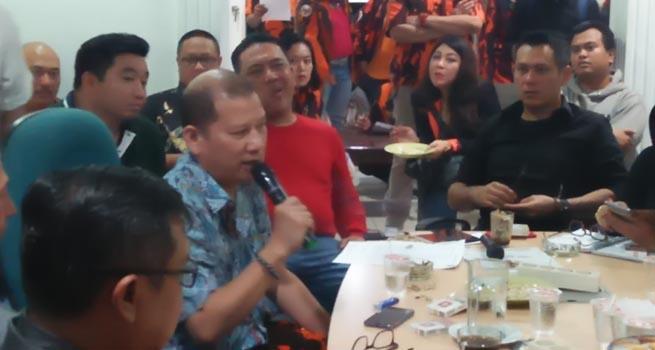 Ketua MPW PP DKI Berikan Pembekalan Kepada Puluhan Calon Pengurus PP