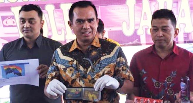 Polda Jabar Amankan Dua Tersangka Admin Grup 'Gay Bandung Indonesia' di Media Sosial