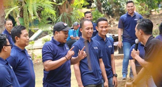Wujudkan Sinergitas Antara TNI, Polri dan Wartawan Polda Jateng Gelar Press Tour