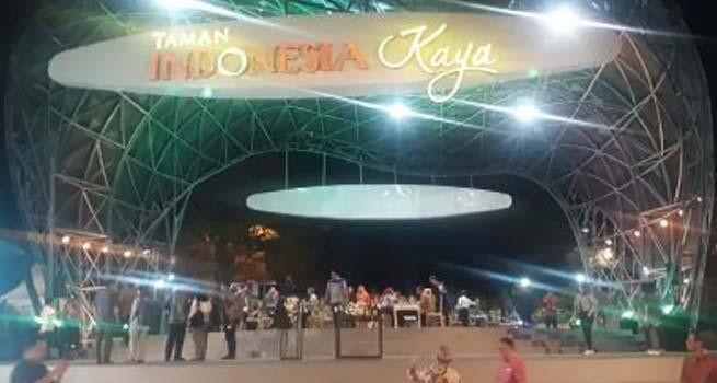 Taman Indonesia Kaya Semarang Resmi Dioperasikan, Generasi Muda Bisa Menggunakan untuk Kegiatan Budaya