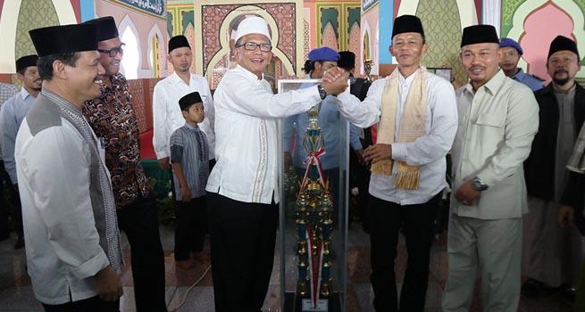 Kecamatan Tanah Sareal Juara Umum MTQ Ke-37 Kota Bogor