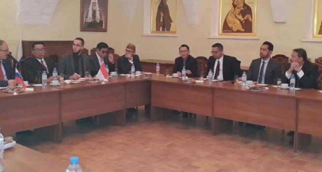 Emil Tawarkan Para Pengusaha dan Investor Rusia untuk BerInvestasi di Jawa Barat