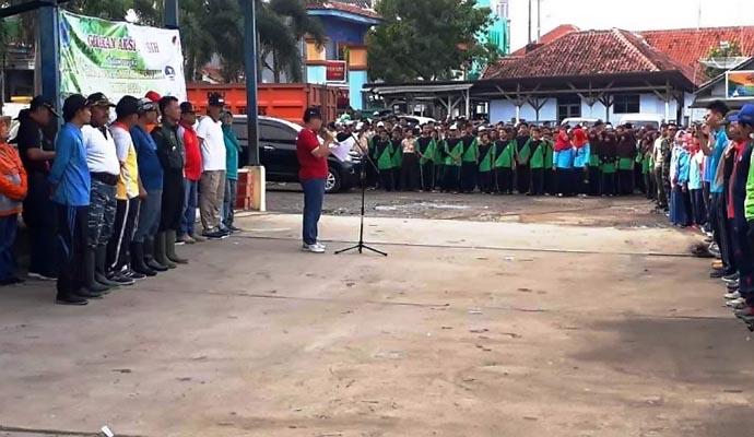 HPSN 2020 Brebes, Kecamatan Bulakamba Gelar Gerakan Aksi ...